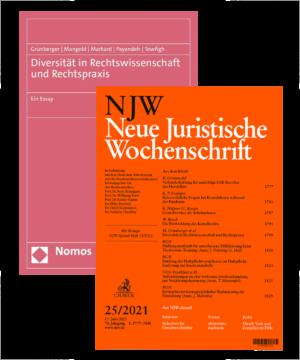 Book Spot »Diversität in Rechtswissenschaft und Rechtspraxis« @ ICON•S German Chapter