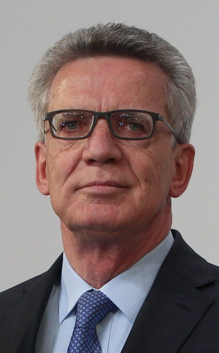 Thomas de Maizière (Photo: Sandro Halank)