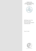 Old Weimar meets New Political Economy: Democratic Representation in the Party State